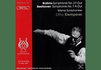 Wsy - Sinfonie 3 op.90/Sinfonie 7 op.92  - (CD)