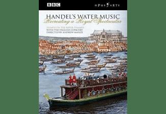 ENGLISH CONCERT,THE & MANZE,ANDREW - Wassermusik  - (DVD)