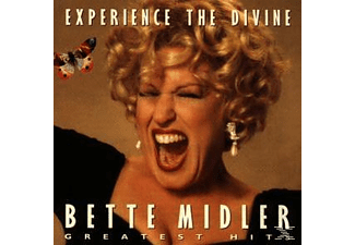 Bette Midler - Experience The Divine-Greatest Hits  - (CD)