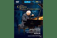 Barenboim & Staatskapelle Berlin - Klavierkonzerte [DVD]
