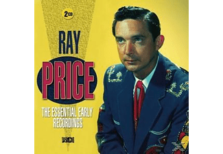 Ray Price - The Essential Early Recordings  - (CD)