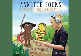 Annette Focks - Film Music Collection Vol.1  - (CD)