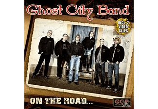 Ghost City Band - On The Road:::  - (CD)