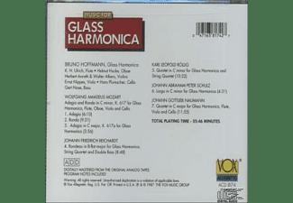 Bruno Hoffmann - Music For Glass Harmonica  - (CD)