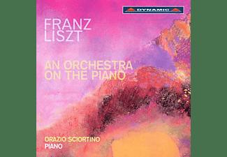 Orazio Sciortino - Ein Orchester im Klavier  - (CD)