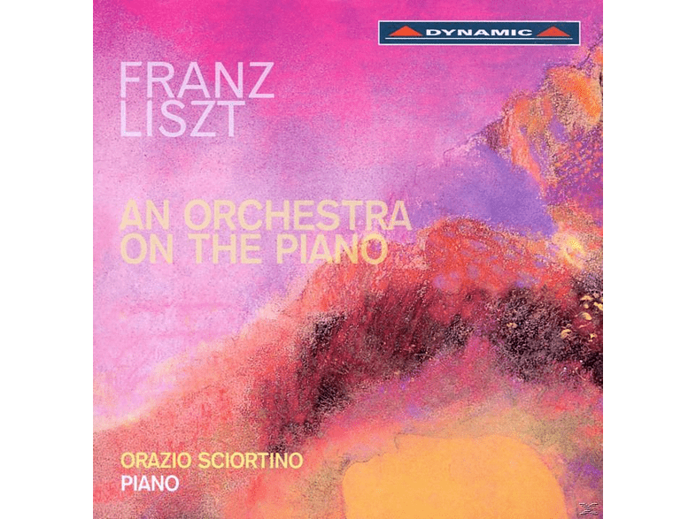 Orazio Sciortino - Ein Orchester im Klavier [CD]