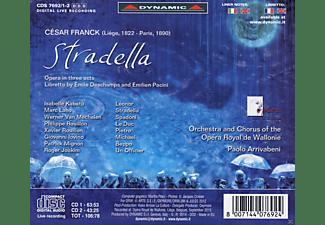Chorus of the Opéra Royal de Wallonie, Paolo Arrivabeni, Isabelle Kabatu, Werner Van Mechelen - Stradella  - (CD)