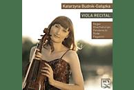 Katarzyna Budnik Galazka-meisinger Krz - Viola Recital [CD]