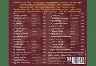 VARIOUS - Und Das Licht Kam In Die Welt  - (CD)