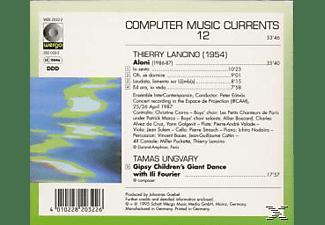 Eötvös/Ens.Contemporain/Cairns/Marco/+ - Computermusic Currents 12  - (CD)