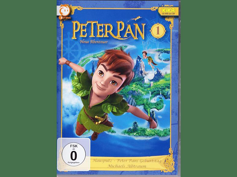 001 - HAUSPUTZ/PETER PANS GEBURTSTAG/ALBTRAUM [DVD]