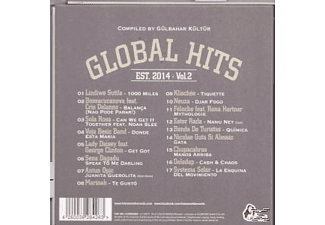 VARIOUS - Global Hits Vol. 2  - (CD)