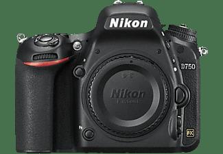 NIKON D750 Spiegelreflexkamera Gehäuse