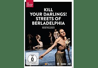 Kill Your Darlings! - Streets Of Berladelphia DVD