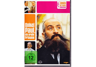 Onkel Paul die große Pflaume - Louis de Funes Collection - (DVD)