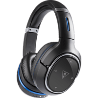 TURTLE BEACH ELITE 800 PS4™  Gaming Headset, Schwarz, blau