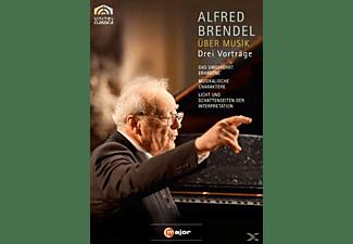 Alfred Brendel - Über Musik - Drei Vorträge  - (DVD)