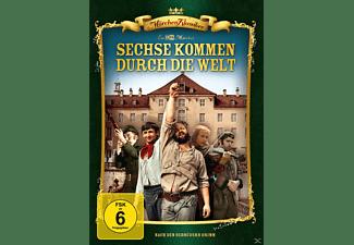 Sechse kommen durch die Welt DVD
