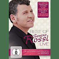 Semino Rossi - Best Of - Live [DVD + Video Album]
