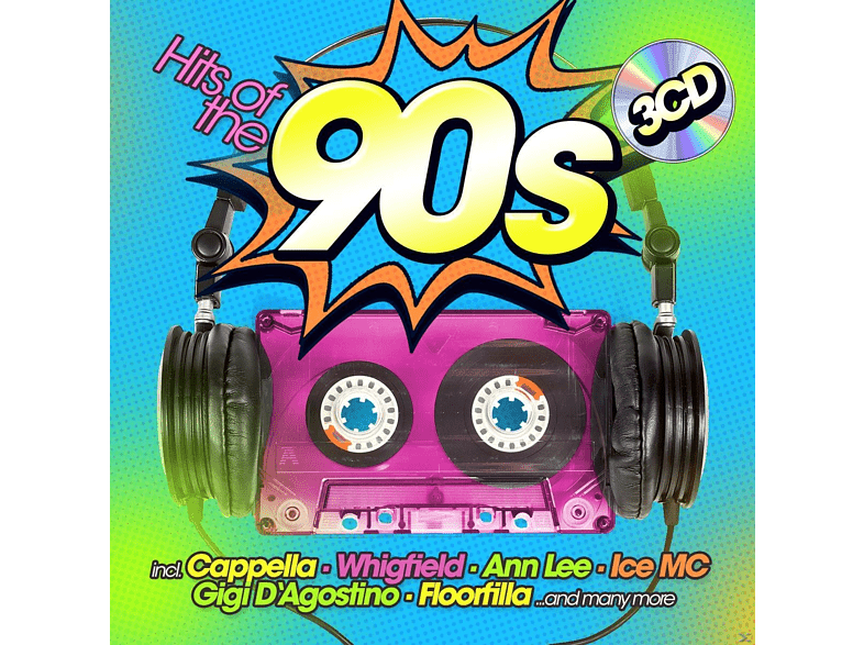VARIOUS - Hits Of The 90s [CD]