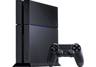 SONY PlayStation 4 500GB Schwarz inkl. Destiny: König der Besessenen - Legendäre Edition