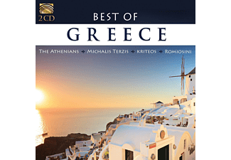VARIOUS - Best Of Greece  - (CD)