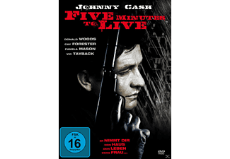 Five Minutes to Live DVD