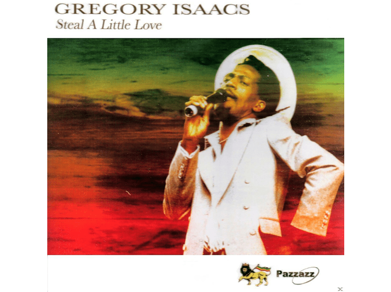 Gregory Isaacs - Steal A Little Love [CD]