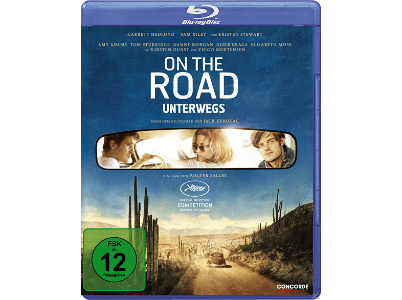 On the Road - Unterwegs [Blu-ray]