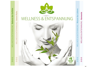 VARIOUS - Wellness & Entspannung  - (CD)
