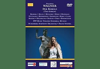 VARIOUS, Strobel/Broberg/Mauel/Mitschke/+ - Der Kobold  - (DVD)