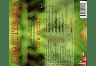 Ignasi Trio Terraza - It's Coming  - (CD)