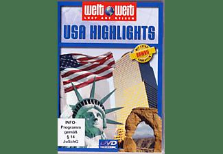 welt weit: USA Highlights DVD