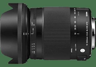 SIGMA Objektiv 18-300mm F3,5-6,3 DC Macro HSM OS Canon