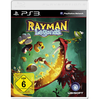 Rayman Legends (Software Pyramide) - [PlayStation 3]
