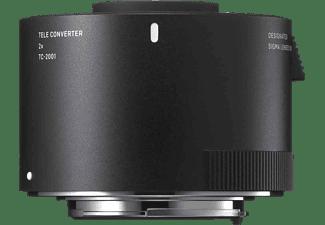 SIGMA Tele Konverter TC-2001 Nikon (Konverter, Schwarz)