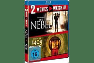 Doppel-Schocker: Der Nebel + Zimmer 1408 [Blu-ray]