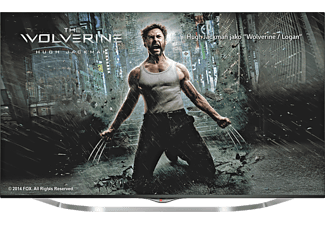 "TV LED 49"" - LG 49UB850V, Ultra HD 4K, Smart TV, 3D"