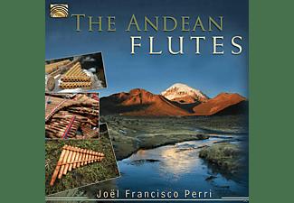 Joel Francisco Perri - The Andean Flutes  - (CD)