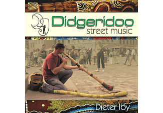 Dieter Iby - Didgeridoo Street Music  - (CD)