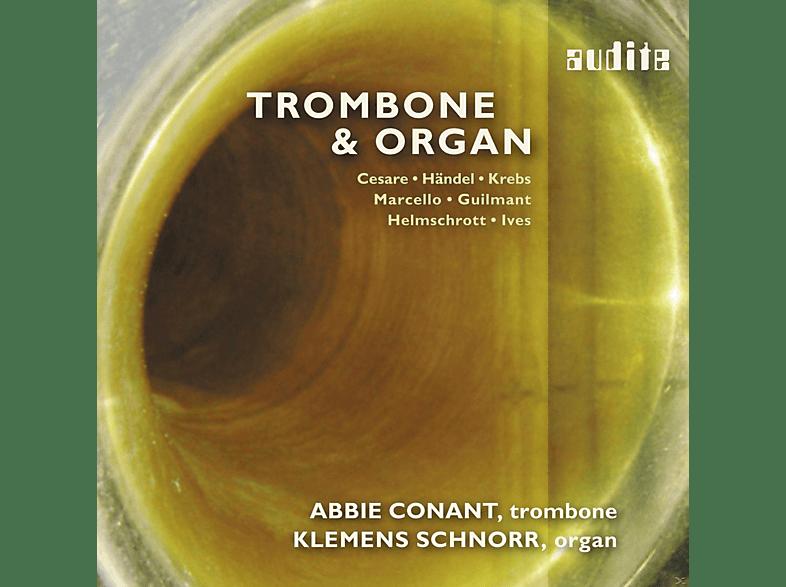 Klemens Schnorr - Werke F.Posaune & Orgel [CD]