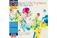 Diana Ross, The Supremes - Join The Temptations - Ltd Vinyl Replica [CD]