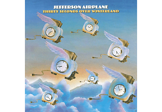 Jefferson Airplane - Thirty Seconds Over Winterland  - (CD)