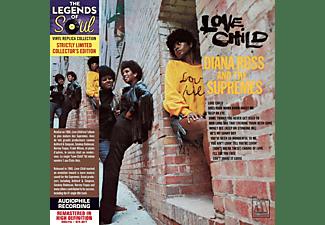 Diana Ross, The Supremes - Love Child-Ltd Vinyl Replica  - (CD)