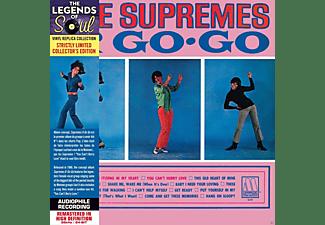 The Supremes - Supremes A Go Go- Limited Vinyl Replica  - (CD)