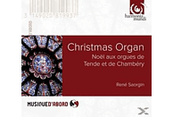 Rene Saorgin (org) - Christmas Organ [CD]
