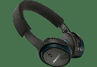 BOSE Soundlink, On-ear Kopfhörer Bluetooth Schwarz/Blau