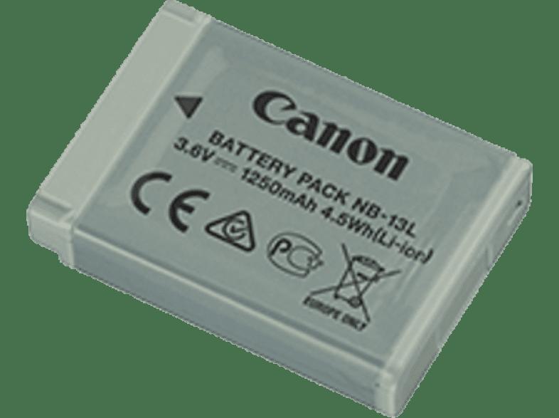 CANON NB-13L Akku Canon , Li-Ion, 3.6 Volt, 1250 mAh