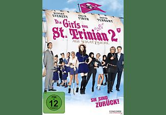 DIE GIRLS VON ST. TRINIAN 2 - AUF SCHATZSUCHE DVD