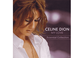 Céline Dion - My Love - Essential Collection (CD)